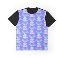Blue Jelly Graphic T-Shirt