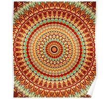 Mandala 010 Poster