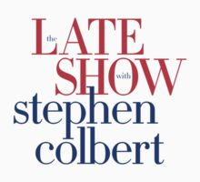 The Late Show with Stephen Colbert Baby Tee