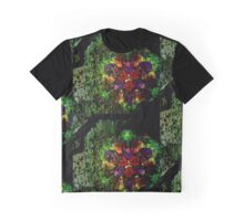 kaleidoscope lichen Graphic T-Shirt