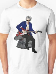 The 12th Doctor and K-9 T-Shirt