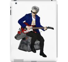 The 12th Doctor and K-9 iPad Case/Skin
