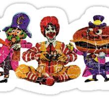 H.R. McDonaldland Sticker