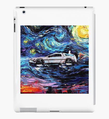 Pop Culture Mashup - Back to Van Gogh  iPad Case/Skin