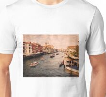The City of Canals Unisex T-Shirt