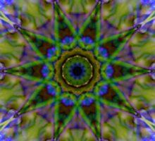 Nature Mandala - Day 69 Sticker