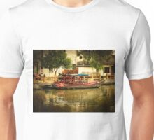 Life Along the River ~ Where old and new China meet Unisex T-Shirt