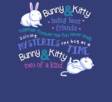 Bunny & Kitty Unisex T-Shirt