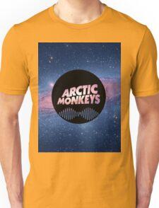 Arctic Monkeys Galaxy Nebula Unisex T-Shirt