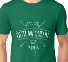 Outlaw Queen Unisex T-Shirt