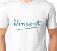 Vincent - Starry Night Unisex T-Shirt