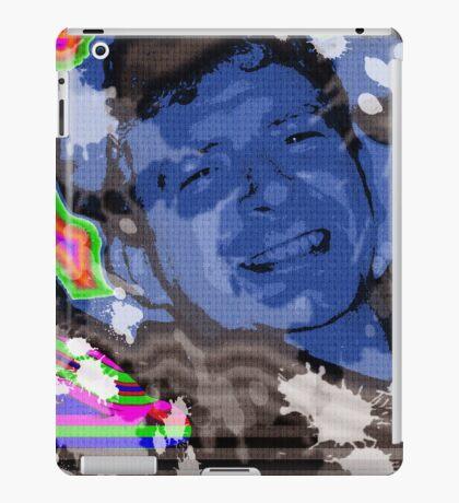Graffiti Phil  iPad Case/Skin