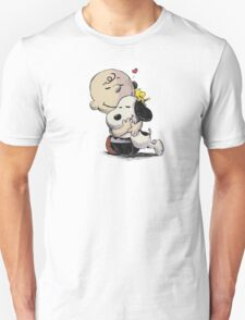 Everything Will Be Peanuts Unisex T-Shirt