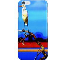 Heron Watch iPhone Case/Skin