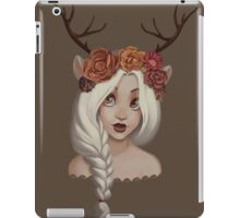 A crown of roses iPad Case/Skin