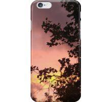 Appalachian Sunset iPhone Case/Skin