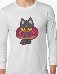 Litten Donut Long Sleeve T-Shirt