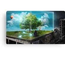 Boon Cage Canvas Print