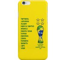 Brazil 1994 World Cup Final Winners iPhone Case/Skin