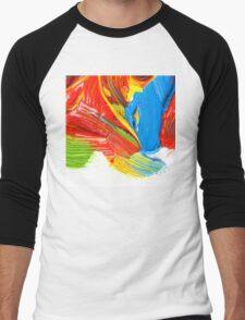 Colorful You Men's Baseball ¾ T-Shirt