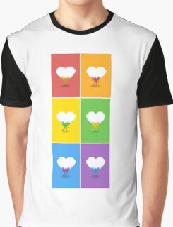 Color Me Loved Graphic T-Shirt