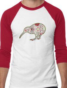 Day of the Kiwi Men's Baseball ¾ T-Shirt