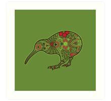 Day of the Kiwi Art Print
