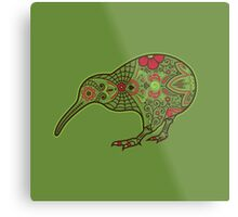 Day of the Kiwi Metal Print