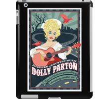 Dolly Parton iPad Case/Skin