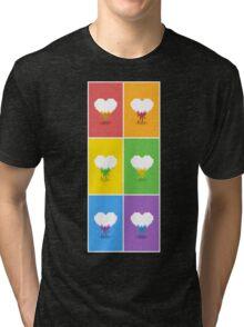 Color Me Loved Tri-blend T-Shirt