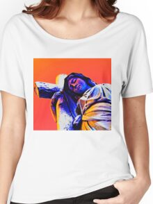 Virgin Mary - Keeping the Faith Women's Relaxed Fit T-Shirt