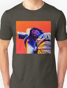 Virgin Mary - Keeping the Faith Unisex T-Shirt