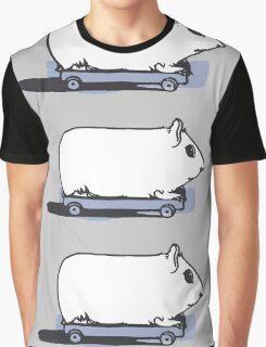 Hamster - Victorian Illustration Graphic T-Shirt