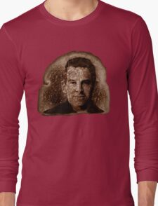 Sam Harris Miracle Toast (plate) Long Sleeve T-Shirt