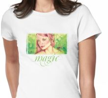 Little Wing Womens Fitted T-Shirt
