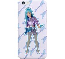 I am a Blue Hologram iPhone Case/Skin