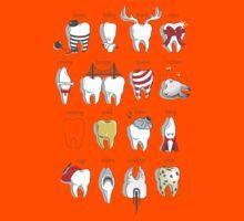 Dental Definitions Kids Tee
