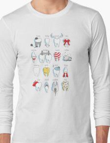 Dental Definitions Long Sleeve T-Shirt