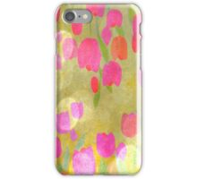 Tulips Love iPhone Case/Skin