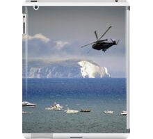 Chopper Over The Needles iPad Case/Skin