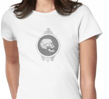Yorick (Hamlet) Womens Fitted T-Shirt