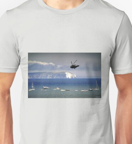 Chopper Over The Needles Unisex T-Shirt
