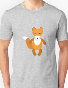 Cute fox pattern Unisex T-Shirt
