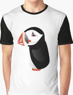 Cute cartoon puffin Graphic T-Shirt