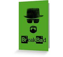 Break Bad Greeting Card