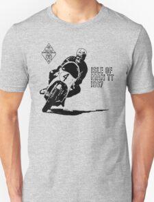 ISLE OF MAN TT 1967 VINTAGE ART Unisex T-Shirt