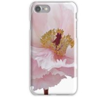 Pink Tree Peony Flower iPhone Case/Skin