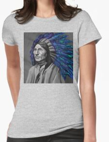 Native Womens Fitted T-Shirt