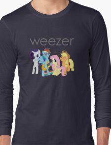 Weezer Pony Long Sleeve T-Shirt