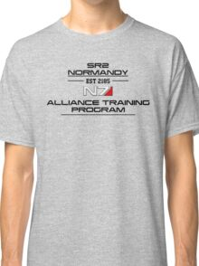 Mass Effect - N7 Training Shirt Classic T-Shirt